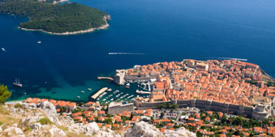 The Grand Tour of Croatia Montenegro Mostar Slovenia + Adriatic Coast in 8 days
