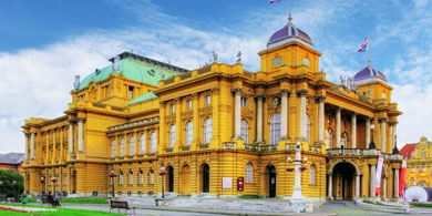 City stay Zagreb - Croatia and Slovenia 4 or 8 days