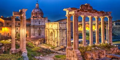 VIAJE A ITALIA: MARAVILLAS - 8+ dias