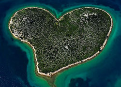 The Island of Love – Galesnjak, Croatia