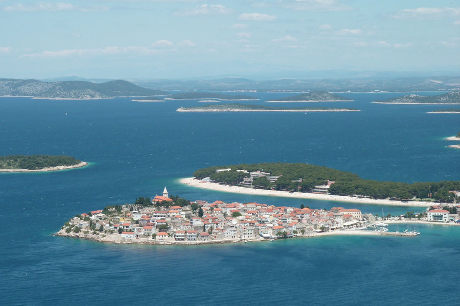 Primošten and Sibenik