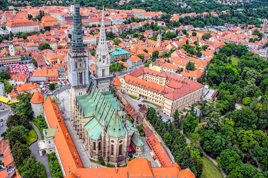 The best of Zagreb – walking tour