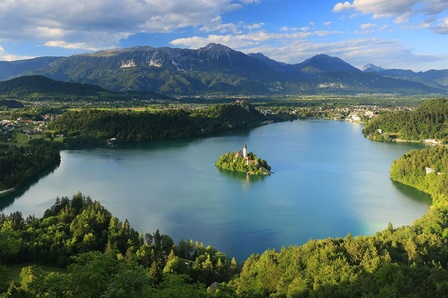 Day trips from Zagreb to Slovenia