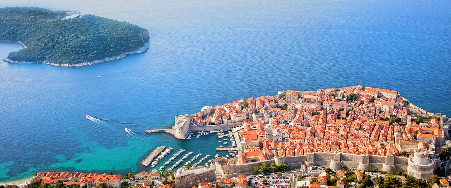 Travel to Dubrovnik, the city of Game of Thrones