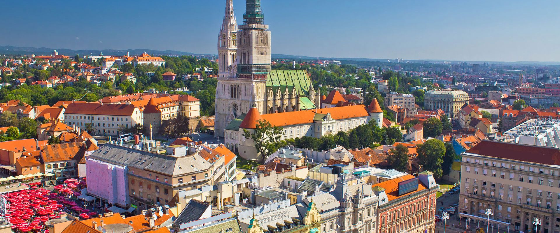 Visit Slovenia, and enjoy our tours in Zagreb, the Croatian capital.